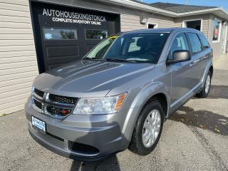 Used 2016 Dodge Journey CVP - NEW TIRES - FINANCING AVAILABLE! for sale in Kingston, ON