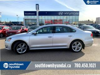 Used 2015 Volkswagen Passat HIGHLINE/LEATHER/NAVI/ROOF/BACK UP CAM for sale in Edmonton, AB