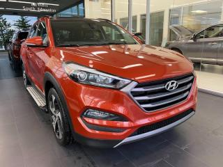 Used 2016 Hyundai Tucson Limited AWD, SKYROOF, HEATED LEATHER SEATS AND STEERING WHEEL, NAVI for sale in Edmonton, AB