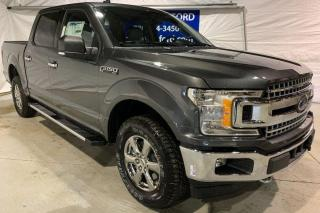 New 2020 Ford F-150 for sale in Peace River, AB