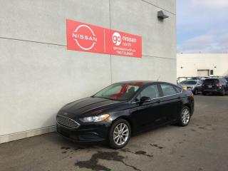 Used 2017 Ford Fusion SE 4dr FWD Sedan for sale in Edmonton, AB