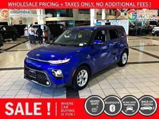 Used 2020 Kia Soul EX - No Accident / Local for sale in Richmond, BC