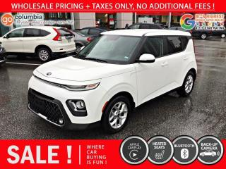 Used 2020 Kia Soul EX - Accident Free/Local/Heated Seats/No Dealer Fees for sale in Richmond, BC
