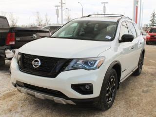 New 2020 Nissan Pathfinder ROCK CREEK EDITION for sale in Edmonton, AB