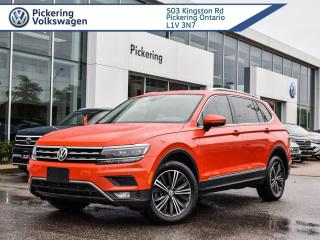 Used 2019 Volkswagen Tiguan Highline for sale in Pickering, ON
