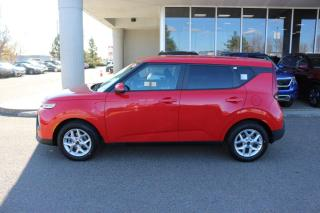 New 2021 Kia Soul EX 4dr FWD Hatchback for sale in Edmonton, AB