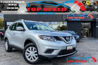 Used 2016 Nissan Rogue S / CVT / AWD / LOADED / BACK-UP CAMERA/ BLUETOOTH for sale in Richmond Hill, ON