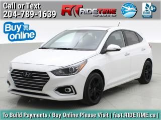 Used 2019 Hyundai Accent Ultimate for sale in Winnipeg, MB