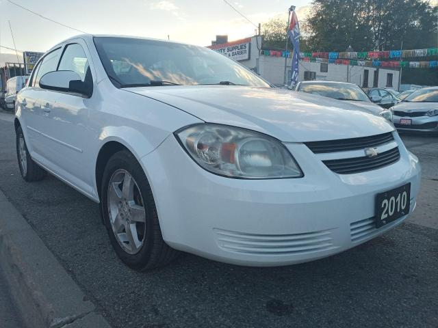 2010 Chevrolet Cobalt LT w/1SA-EXTRA CLEAN-4 CYL-GAS SAVER-AUX-ALLOYS