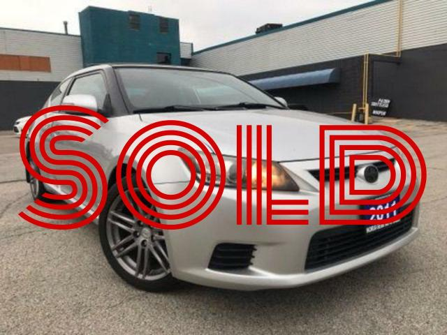 2011 Scion tC Leather|panoramic roof|Bluetooth|Accident free|cer