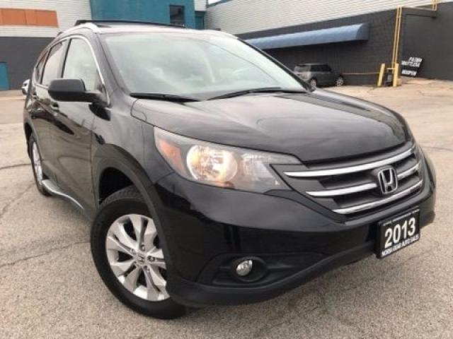 2013 Honda CR-V EX|AWD|Sunroof|Bluetooth|Alloy Wheels|Certified