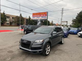 Used 2012 Audi Q7 3.0L Premium Plus for sale in Toronto, ON