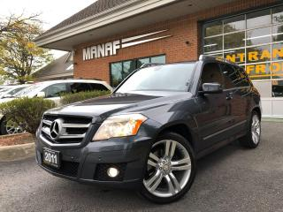 Used 2011 Mercedes-Benz GLK-Class 4MATIC Navi R.Cam Front&Rear park Assist Certi* for sale in Concord, ON