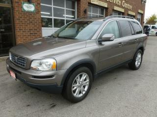 Used 2008 Volvo XC90 I6 5 seat w/sunroof for sale in Weston, ON