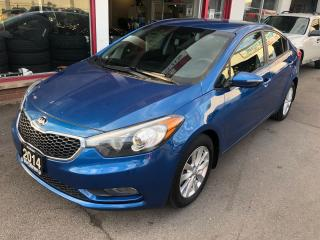 Used 2014 Kia Forte LX+ for sale in Hamilton, ON