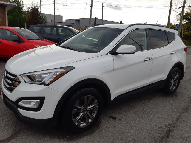 2016 Hyundai Santa Fe Sport AUTO,FWD, BLUETOOTH, POWER GROUP, 82 KM