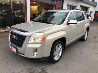 Used 2010 GMC Terrain SLE-2 for sale in Hamilton, ON