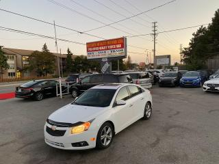 Used 2013 Chevrolet Cruze LTZ Turbo for sale in Toronto, ON