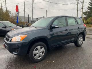 Used 2011 Toyota RAV4 BASE, AUTO, REMOTE STARTER, POWER GROUP, 127 KM for sale in Ottawa, ON