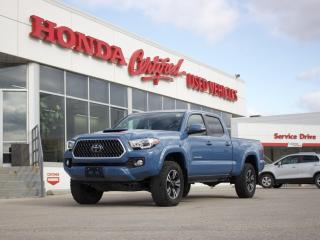 Used 2019 Toyota Tacoma SR5 4WD | TRD SPORT PACKAGE for sale in Winnipeg, MB