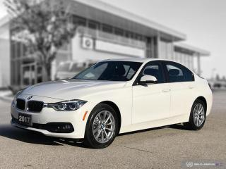 Used 2017 BMW 3 Series 320i xDrive NEW REAR BRAKES+3 TIRES! for sale in Winnipeg, MB