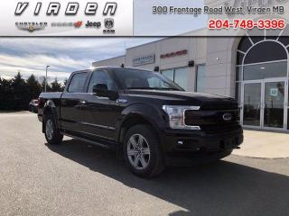 Used 2019 Ford F-150 Lariat for sale in Virden, MB