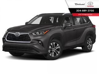 New 2020 Toyota Highlander Limited STANDARD PKG for sale in Winnipeg, MB