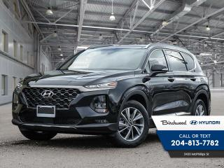 New 2020 Hyundai Santa Fe Luxury for sale in Winnipeg, MB