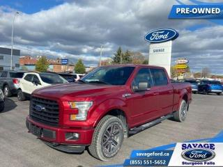 Used 2015 Ford F-150 XLT  - Trade-in - Back Up Camera - $258 B/W for sale in Sturgeon Falls, ON
