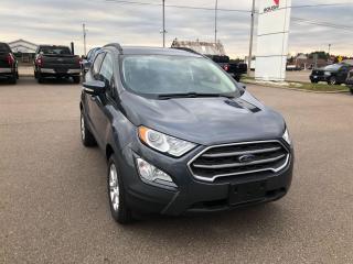 New 2020 Ford EcoSport SE for sale in Pembroke, ON