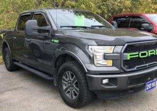 Used 2016 Ford F-150 SPORT for sale in Brockville, ON