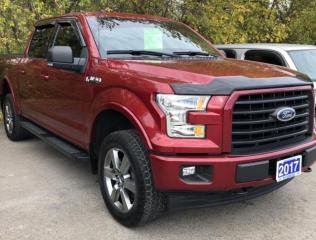 Used 2017 Ford F-150 SPORT for sale in Brockville, ON