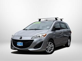Used 2012 Mazda MAZDA5 GS | NO ACCIDENTS | LOCAL CAR | A/C for sale in Surrey, BC