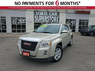 Used 2015 GMC Terrain SLE, Bluetooth, Reverse Camera, Keyless Entry. for sale in Niagara Falls, ON