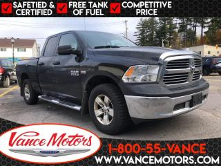 Used 2015 RAM 1500 SXT 4X4 for sale in Bancroft, ON