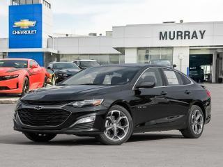 New 2021 Chevrolet Malibu RS for sale in Winnipeg, MB