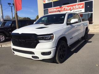 New 2021 RAM 1500 SPORT 4X4 / NIGHT ED / POWER STEPS / PANO ROOF for sale in Milton, ON