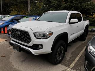 New 2021 Toyota Tacoma for sale in Burlington, ON
