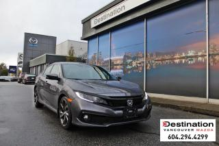 Used 2019 Honda Civic Sedan Sport - local, non smoker, like new! for sale in Vancouver, BC