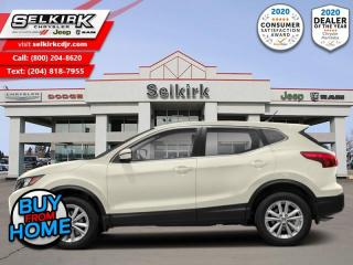 Used 2019 Nissan Qashqai AWD SL CVT - Sunroof for sale in Selkirk, MB