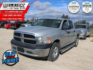 Used 2017 RAM 1500 ST -  Power Windows -  Power Doors for sale in Selkirk, MB