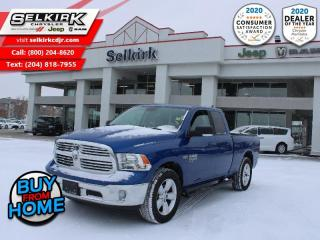Used 2019 RAM 1500 Classic SLT - Bluetooth -  Siriusxm for sale in Selkirk, MB