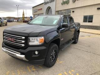 Used 2016 GMC Canyon HIGH COUNTRY,LEVELLING KIT,WHEELS/TIRES,TONNEAU for sale in Slave Lake, AB