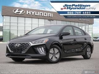 New 2020 Hyundai Ioniq Hybrid Preferred for sale in Surrey, BC