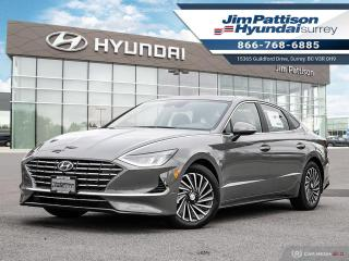 New 2021 Hyundai Sonata Hybrid Ultimate for sale in Surrey, BC