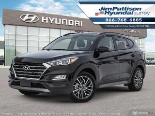 New 2021 Hyundai Tucson Luxury for sale in Surrey, BC