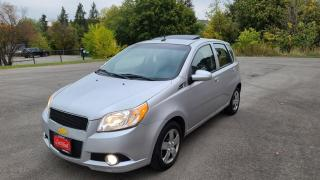 Used 2010 Chevrolet Aveo 5DR WGN LT for sale in Mississauga, ON
