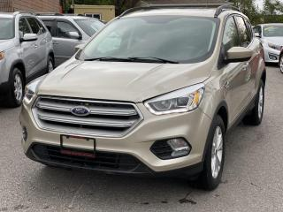 Used 2018 Ford Escape SEL 4WD for sale in Scarborough, ON