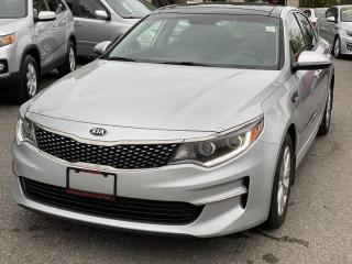 Used 2016 Kia Optima 4dr Sdn EX for sale in Scarborough, ON