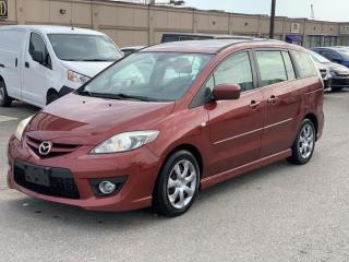 Used 2009 Mazda MAZDA5 LOADED 4dr Wgn WITH 6 MONTH WARRANTY for sale in Brampton, ON